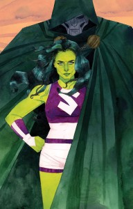 She-Hulk by Kevin Wada